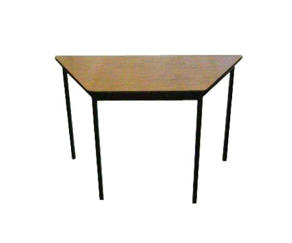 Mesa primaria trapezoidal triplay proveedor de equipo y for Proveedores de mobiliario de oficina